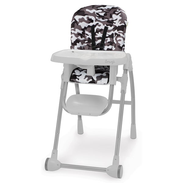 Snugli High Chair Pad in Camo