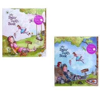 Baby Tooth Flapbook Album