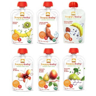 Baby Food Pouch Combos