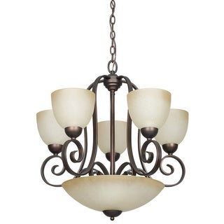 Bowl Tique Provano Chandelier
