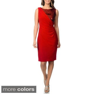 R&M Richards Women's Cocktail Dress