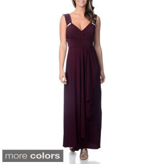 R&M Richards Women's Knit Gown