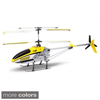 Riviera RC 32-inch Shuttle Cam 2.4GHz Helicopter with Gyro, Servo and HD Camera