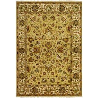 Jangali Nahid Beige/ Ivory Area Rug (8' x 11'3)