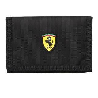 Ferrari Black Keyholder Wallet