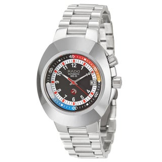 Rado Men's 'Original Diver' Stainless Steel Automatic Watch