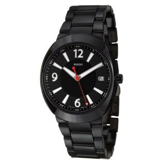 Rado Men's 'D-Star' Ceramic Quartz Watch