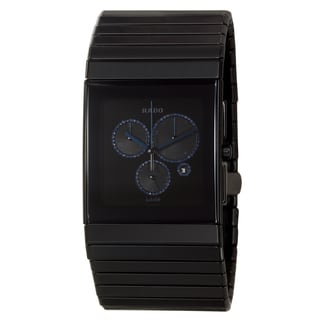 Rado Men's 'Ceramica Chronograph' Ceramic Watch