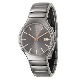 Rado Men's 'Rado True' Ceramic Automatic Watch