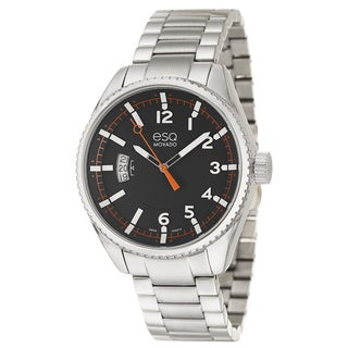 ESQ Movado Men's 'Catalyst' Stainless Steel Swiss Quartz Watch