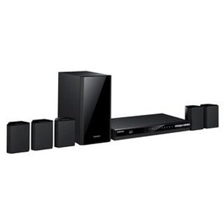 Samsung HTFM45 3D Blu-ray 5.1-Channel Home Theater System (Refurbished)