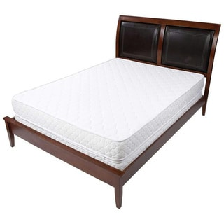 Reversible Quilted 7-inch Twin-size Bunk Bed Mattress (Set of 2)