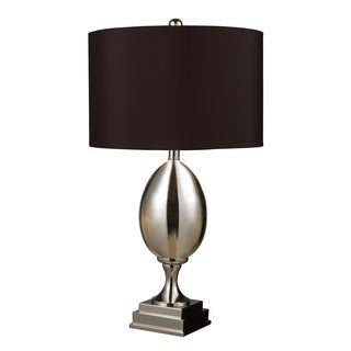 Dimond Lighting 1-light Mercury Plated Table Lamp