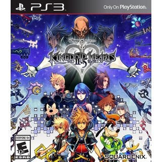 PS3 - Kingdom Hearts 2.5 HD ReMIX