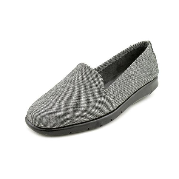 Women's Aerosoles Army Grey Tweed Fabric