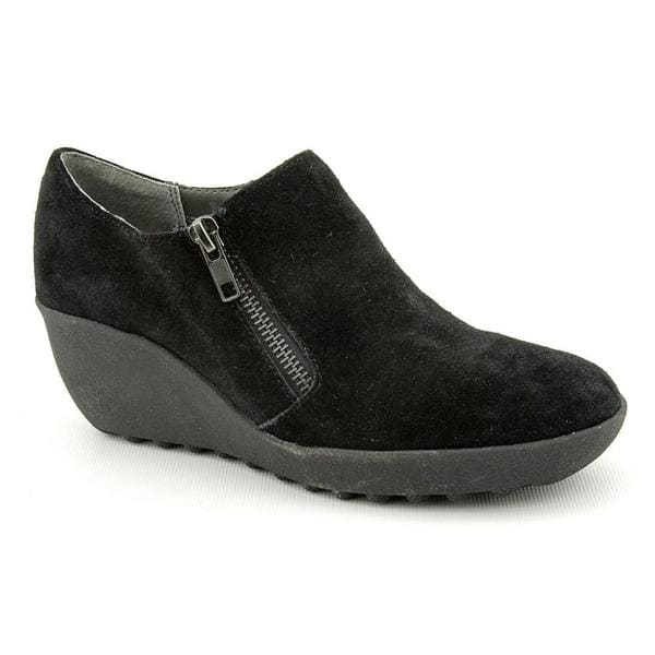 Women's Aerosoles Grated Cheese Black Leather