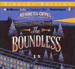 The Boundless: Library Edition (CD-Audio)