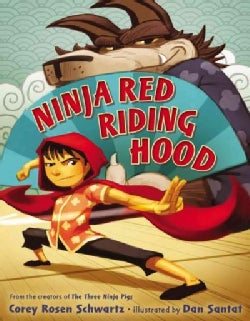 Ninja Red Riding Hood (Hardcover)