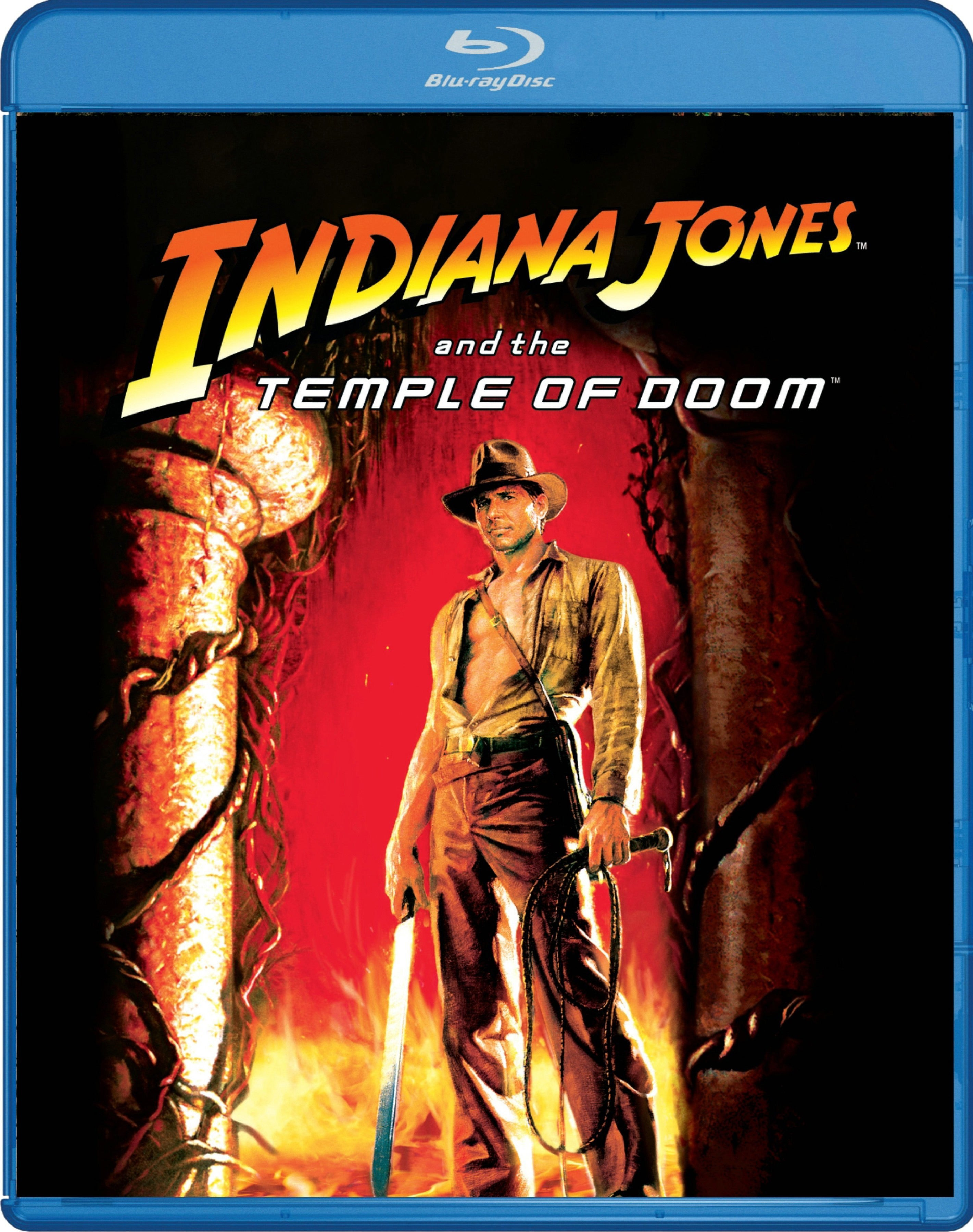 Indiana Jones and the Temple of Doom (Blu-ray Disc)