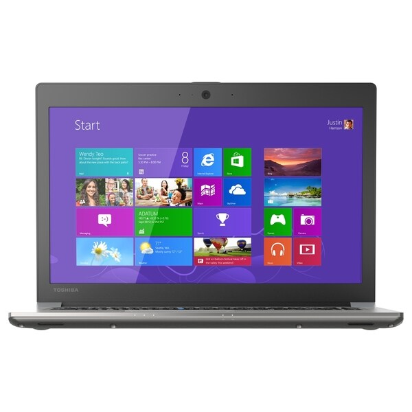 "Toshiba Tecra Z40-A1402 14"" LED Ultrabook - Intel Core i7 i7-4600U Du"