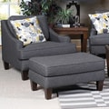 Catalina Chair/Ottoman Set