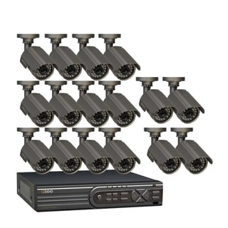 Q-See 16 Channel Security Surveillance System with 1 Terabyte HDD
