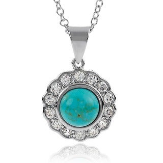 Journee Collection Cubic Zirconia Necklace