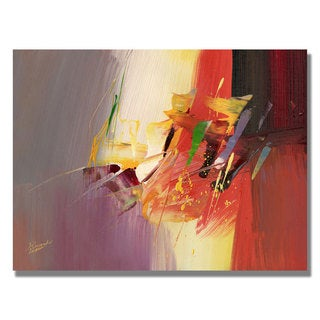 Tapia 'New World I' Canvas Art