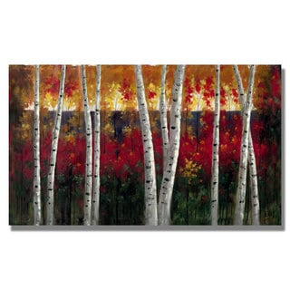 Rio 'Autumn' Canvas Art