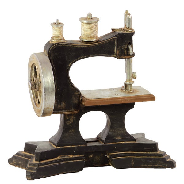 Decorative Resin Sewing Machine