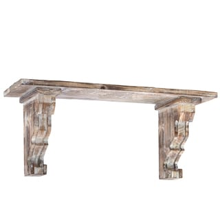 Wooden Wall Shelf Natural Today: $64.99 Add to Cart