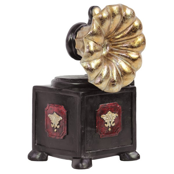 Resin Gramophone