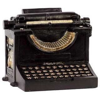 Resin Typewriter