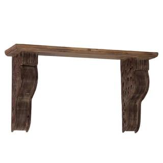 Wooden Corbel