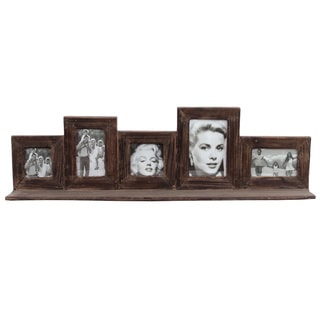 Wooden Picture Frame Brown