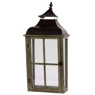 Wooden/ Metal Lantern