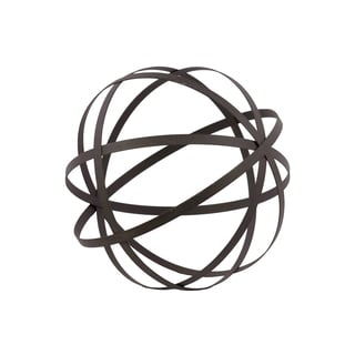 Metal Sphere Accent Piece (5 Circles)