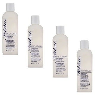 Frederic Fekkai Protein RX Reparative 8-ounce Shampoo (Pack of 4)