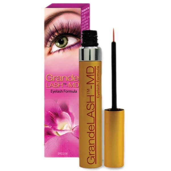 GrandeLASH 4 mL MD Eyelash & Eyebrow Formula