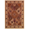 "Himalaya Samsara/Antique Cream-Multi 7'10"" x 11'2"" Rug"