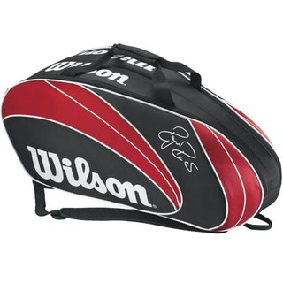 Wilson Federer 6 Pack Tennis Bag