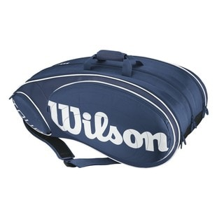 Wilson Navy Tour 12 Pack Tennis Bag