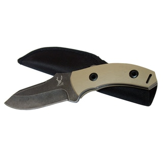 8.5-inch Full Tang Bone Edge Collection Hunting Knife