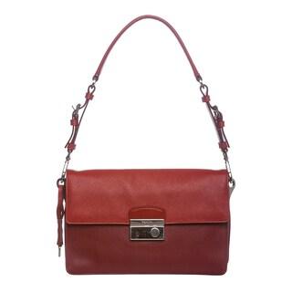 Prada 'BR5026 2A4B F0PIX' Saffiano Soft Sound Bag