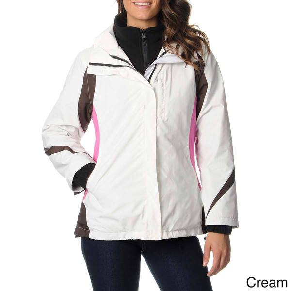 Excelled Women's 3-in-1 Jacket