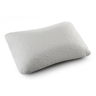 Bella Standard-size Curved Italian Memory Foam Pillow