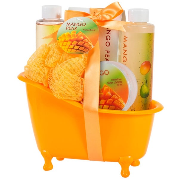 Mango Pears Tub Spa Gift Set
