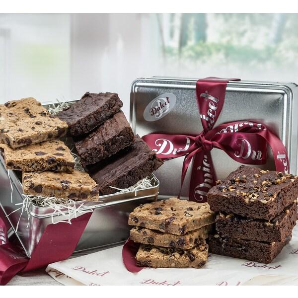 Gourmet Brownies Tin