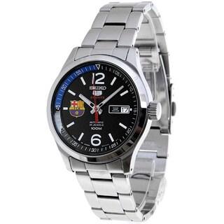 Seiko Men's '5 Sports' Stainless Steel Watch