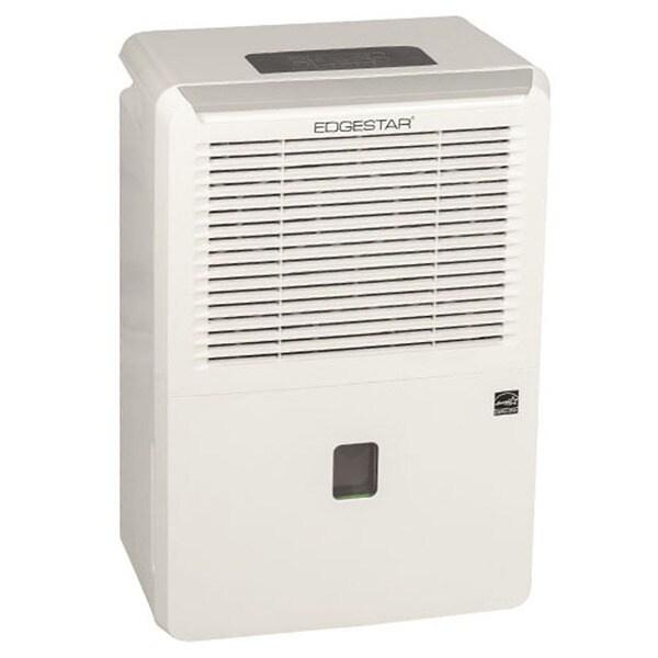 EdgeStar 50-pint White Energy Star Portable Dehumidifier